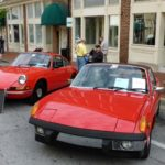Two of my faves. 914-6 (handmade) and 60s 912