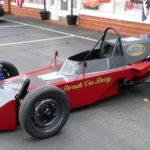 A Formula Vee car the Car Museum