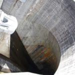 Big Honkin' tunnel spillways