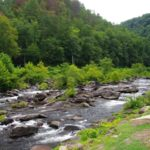 The View of the Cheoah River