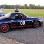 Instructor Tiffany's Racecar
