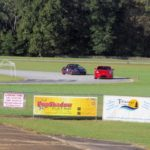 Instructors take the track to get the feel