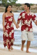 We're going Hawaiian!